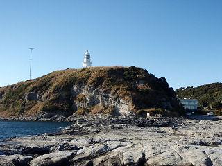 剱崎(つるぎざき)灯台
